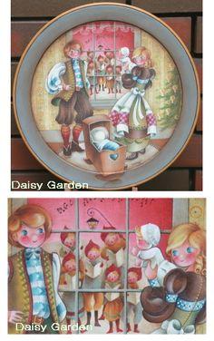 Tolepaint Daisy Garden