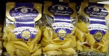 ...dalle Marche la millenaria tradizione della pasta all'uovo realizzata secondo l'antica ricetta delle nostre nonne.