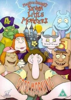 Minha infância *---------* os 7 monstrinhos