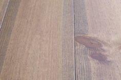 Antique Pine Distressed & Oiled - Antique Praline