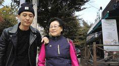 How to scare old Korean women in Korea