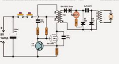 A Taser circuit also known as Stun Gun circuit is one non-lethal electric shock producing unit used to paralyze a person for a time being without causing any severe damage […] Electronic Engineering, Electrical Engineering, Electronics Gadgets, Electronics Projects, Electronics Components, Arduino, Electronic Schematics, Electrical Projects, Electrical Work