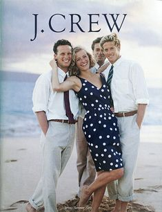Vintage J. Crew catalog - 1989 I wish they still used healthy looking models like they did back in the and that little polka dot dress would sell out even ...