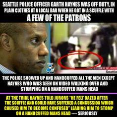 One Pissed Off Veteran Vs. Dozens of Cops