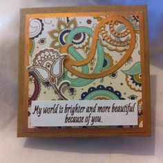 Paisley and Posies Stamp Set, Paisley Framelits and Petals and Paisley DSP