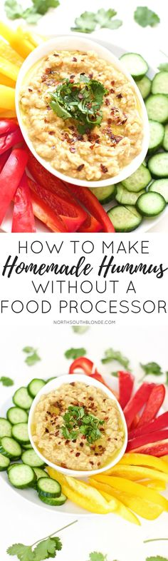 Something I had my daughters eating as early as 6 months old. Bring in the new year with this fast, easy, nutritious homemade hummus. Baby food | Toddler food | Recipe | Hummus | Homemade | Healthy | 2017 | Weight loss | Busy moms | Vegan | Gluten-free | Paleo | Vegetarian | Raw | Whole | Fresh |