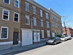 Condo à vendre à La Cité-Limoilou (Québec) - 115000 $