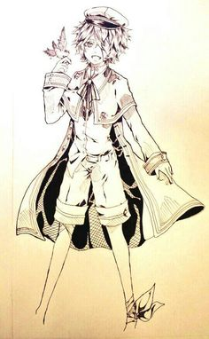 oliver vocaloid | vocaloid oliver hallo oliver i drew a picture of you i like you very ...