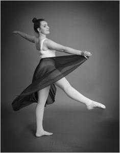 West Chester PA Dance Photographer | Senior Dance portraits