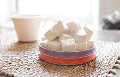 Earl Grey Marshmallows (adapted from a Barefoot Contessa recipe) | Brook & Lyn