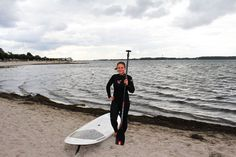 SUP Stand Up Paddle Ostsee