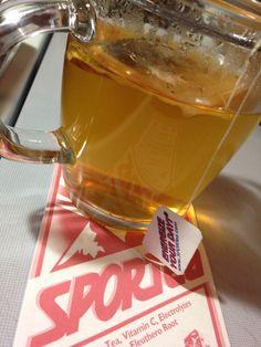 Health Benefits of Tea & My SPORTea Review