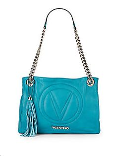 Valentino by Mario Valentino - Luisa Quilted Leather Shoulder Bag