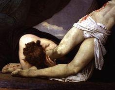 William Adolphe Bouguereau, Pieta