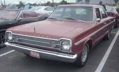 1966 Plymouth Belvedere Sedan