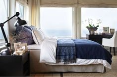 Breezy Beach Inspired Home Decorating Ideas From Slettvoll, a fabulous brand of very sophisticated home decoration ideas came at everything with a sense of how you would want to live. Bedroom Bed, Bedrooms, Nordic Style, Decorating Blogs, Inspired Homes, Coastal Living, Stockholm, Furniture Decor, Modern Contemporary