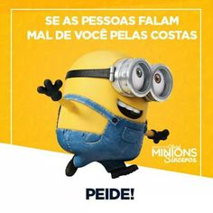 Minions Fans, Funny Minion Memes, Weird World, You Funny, Wise Words, Haha, Funny Quotes, Good To Know, Inspirational Quotes