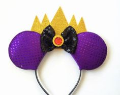 Classic Mickey Ears Mickey Mouse Ears Mickey by ToNeverNeverland