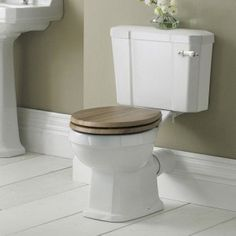 Browse the Old London Richmond close coupled traditional bathroom suite online. Perfect for creating a period look. Now in stock at Victorian Plumbing. Diy Plumbing, Close Coupled Toilets, Vanity Units, Shower Fittings, Toilet, Traditional Bathroom, Traditional Bathroom Suites, Traditional Toilets, Bath Screens