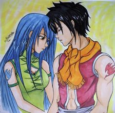 Wendy and Romeo || Fairy Tail | Rowen