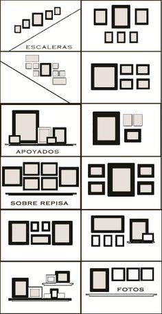 Decoración con cuadros :) Los puedes mandar a imprimir en Insta-arte. http://www.insta-arte.com.mx/tu-impresion