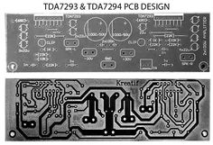 vs Power Amplifier Specification and Testing Sound Quality, see here complete circuit diagram, PCB Layout design and some video assembling and testing sound output of both IC. Shop Layout, Layout Design, Amplificador 12v, Diy Bluetooth Speaker, Audio Box, Electronic Circuit Design, Circuit Board Design, Hobby Electronics, Electronics Accessories