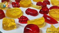 Como fazer balinhas de gelatina {Balinhas Fini}