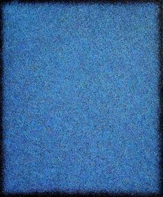 """Saatchi Art Artist Heidi Thompson; Painting, """"Blue Refuge"""" #art"""
