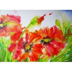 Oksana LUKOMSKA Weekend Vibes, Fabric Painting, Paintings For Sale, Art For Sale, Insta Art, Breeze, Buy Art, Poppies, The Originals