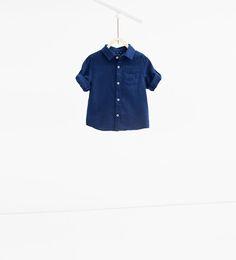 Imagem 1 de Camisa bambula da Zara
