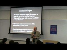 Douglas Crockford: The State and Future of JavaScript