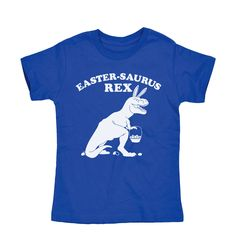 Easter Saurus Rex Toddler Tee