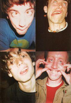 Blur Picture, Blur Photo, Blur Band, Band Pictures, Britpop, Beautiful Boys, Zine, Graham, Rock Bands