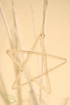suspension étoile diy