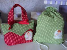 bolsa e mochila moranguinho