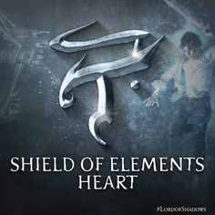 The next rune is a great one: The elemental shield of heart!(@ShadowhunterBks) | Twitter