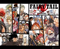 Rainbow Star Candy: Manga Watch: Fairy Tail and What It Means to Me