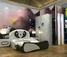 Elegant A Panda Themed Hotel!