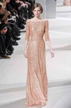 regal but not frou-frou? we've got a genius over here. - elie saab