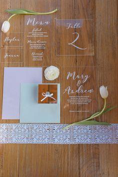 Custom designed acrylic invitations and mirror box favor Wedding Set Up, Plan Your Wedding, Wedding Reception, Wedding Planning, Making Wedding Invitations, Acrylic Invitations, Mirror Box, Greece Wedding, Make Design