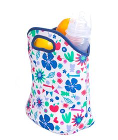 Praktyczna torba z neoprenu to obowiązkowe must have dla każdej mamy wybierającej się na piknik z dziećmi.