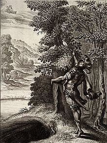 The Golden Bough-- is one of the episodic tales written in the epic Aeneid, book VI, by the Roman poet Virgil (70-19 BC), which narrates the adventures of the Trojan hero Aeneas after the Trojan War.