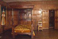 24th March, 1603, Queen Elizabeth's Death Bed