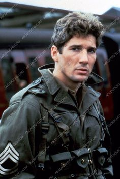 handsome Richard Gere film Yanks 35m-1844