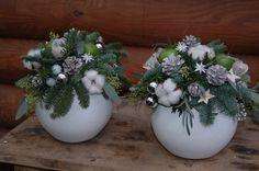 Witte kerst bij BLOM BLoemwerk Op Maat Wageningen