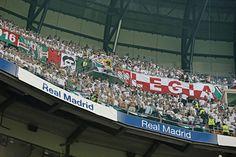 Galeria z meczu Real - Legia - Legia Warszawa