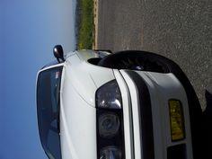 My Alpine White BMW E36