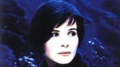 Juliette Binoche, Trois Couleurs Bleu