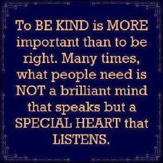 """there are too many """"brilliant"""" minds that speak, and not enough who listen."""