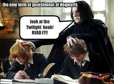 Hogwarts new punishment